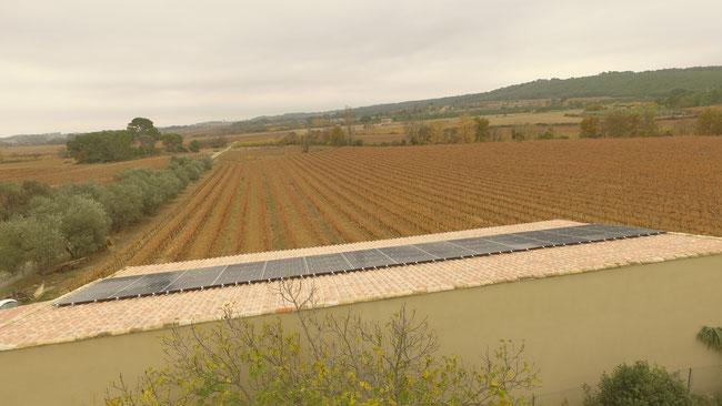 Hangar photovolta que h rault eco solution energie des - Hangar photovoltaique agricole gratuit ...