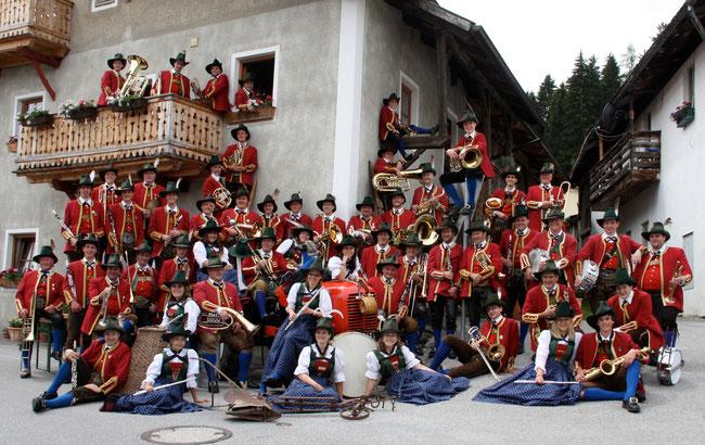 Musikkapelle Natters 2011