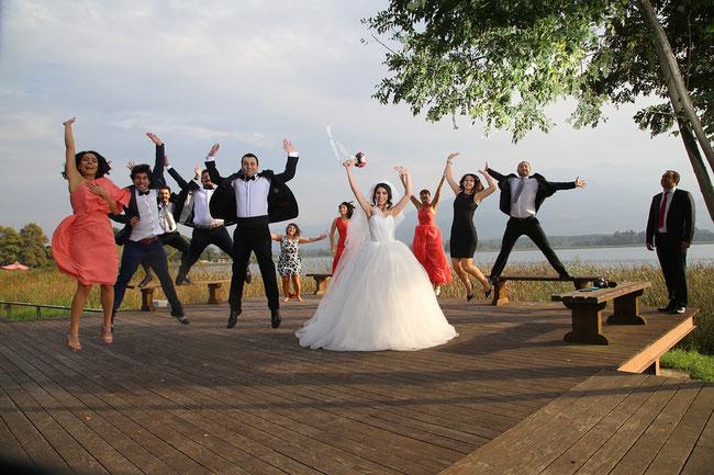 Hochzeit auf Amerikanisch - The american way of wedding!