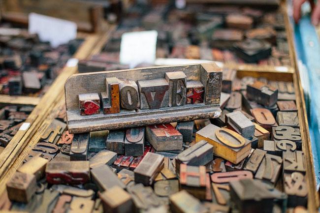 Letterpress als neue alte Drucktechnik!