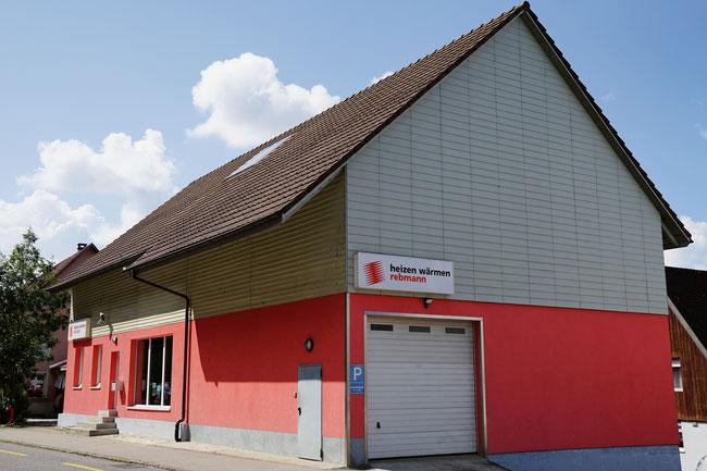 Die Franz Rebmann AG in Kaisten ist im Fricktal gut verankert.