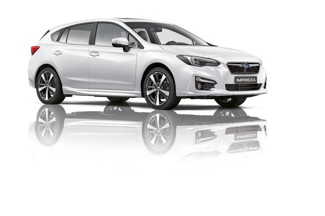 Jetzt Probefahren: Die neuen 4x4-Modelle 2018, Subaru XV und Impreza, sind da.