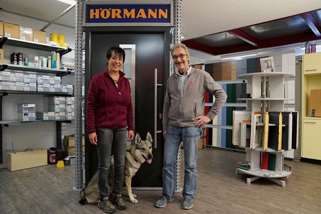 Edith und Fridolin Kalt bieten ihren Kunden ein Plus an Beratung und Service an.
