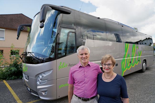 Corinne und Felix Ackle öffnen auf ihren Reisen persönliche Begegnungen mit Land und Leuten.