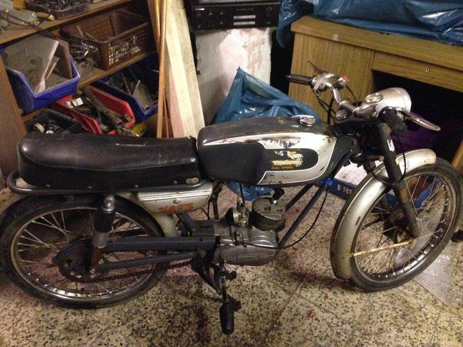 Ducati 48 Ts