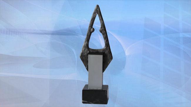 """Originelle Skulptur auf Marmor """"Gemeinsame Stärke durch Zusammenarbeit"""""""