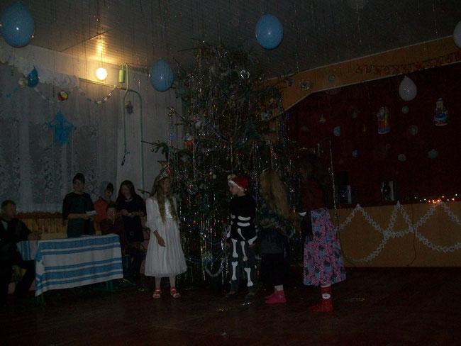 Новорічний Бал - Маскарад