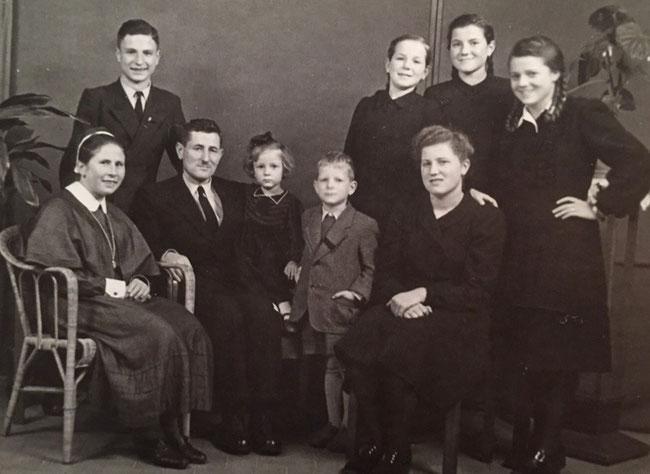Othmarli - Mitelpunkt der ganz besonderen Familie