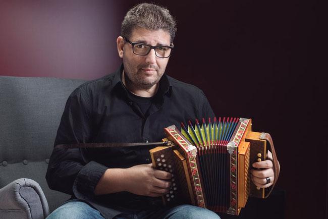 """Markus Flückiger, Komponist von """"De König vo Näfels"""" (Foto: siehe Angabe unter (2))"""