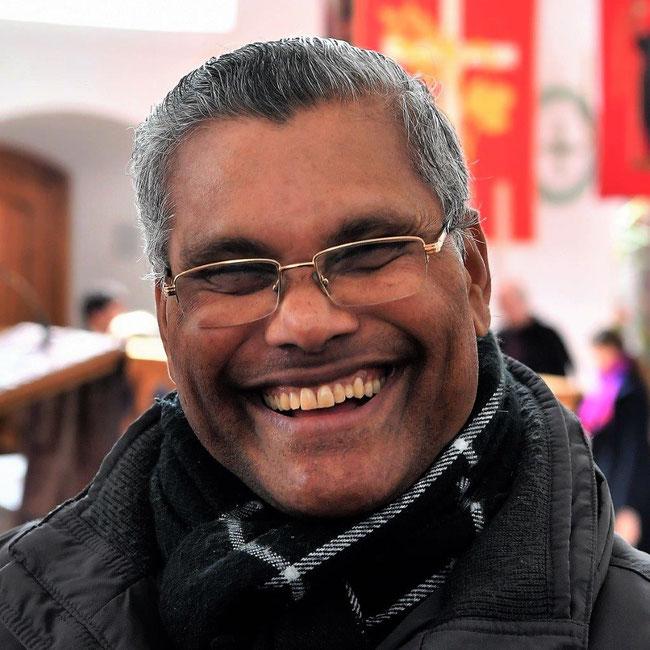 VIkar Dr. theol. Sebastian Thayyil  (Foto: Jean Pierre Hauser)