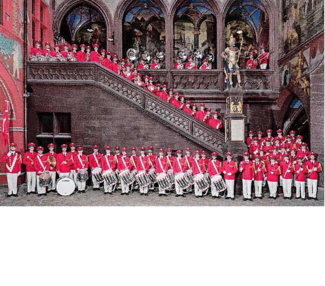 Archivbild: Swiss Army Central Band (Foto: Schweizer Armee)