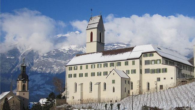 Die THC (Theologische Hochschule Chur) kann in diesem Jahr 50 Jahre ihres Bestehens feiern. (Foto: THC CHur)