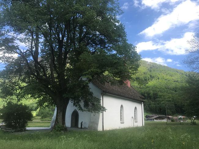 Der Bittgang der Näfelser nach St. Sebastian Schänis dürfte weit über 500 Jahre gepflegt worden sein.