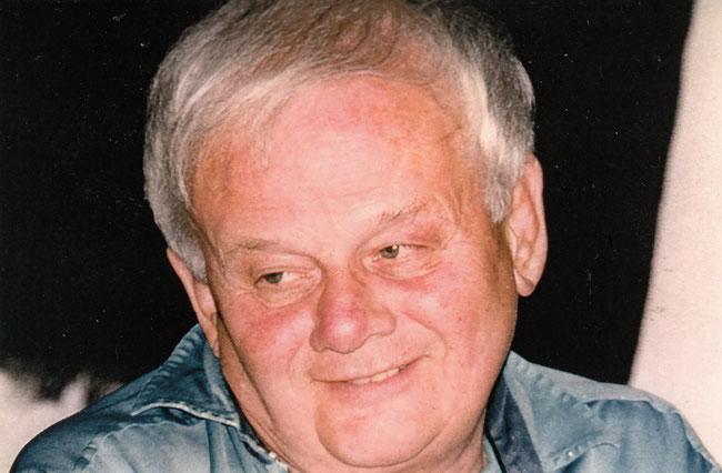 Erinnerungsbild Eugen Hauser (Foto: von den Angehörigen  zugestellt)
