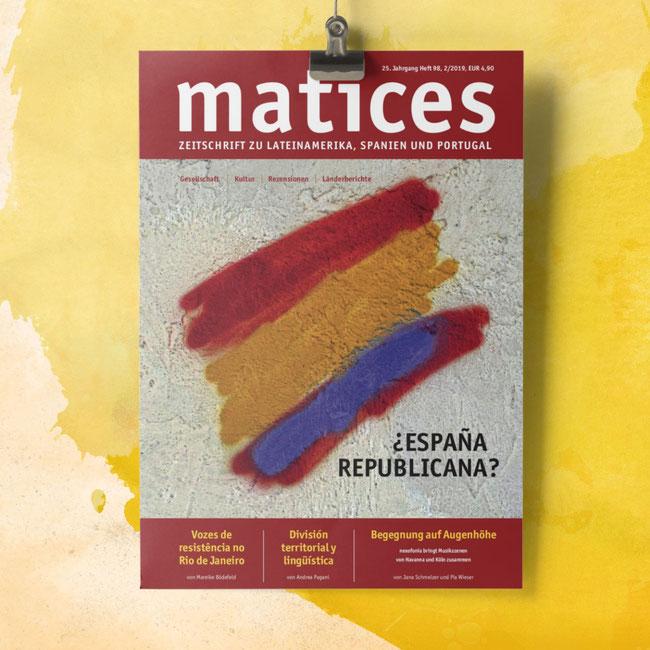 Ausgabe 98: Espana Republicana