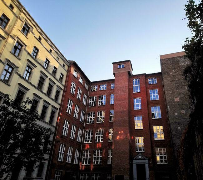 Gutenberg-Höfe, Berlin Prenzlauer Berg