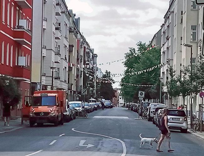 Choriner Straßenfest Prenzlauer Berg