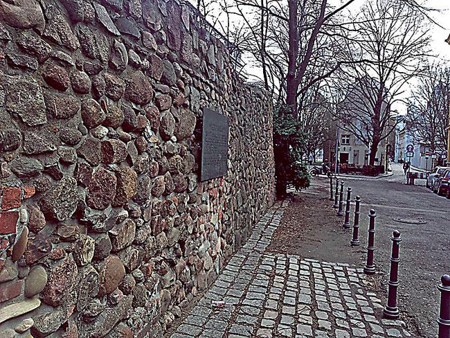 Akzisemauer Berlin