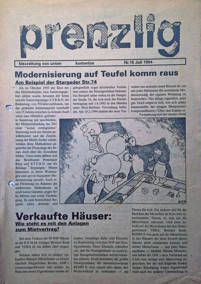 prenzlig, Berlin Prenzlauer Berg