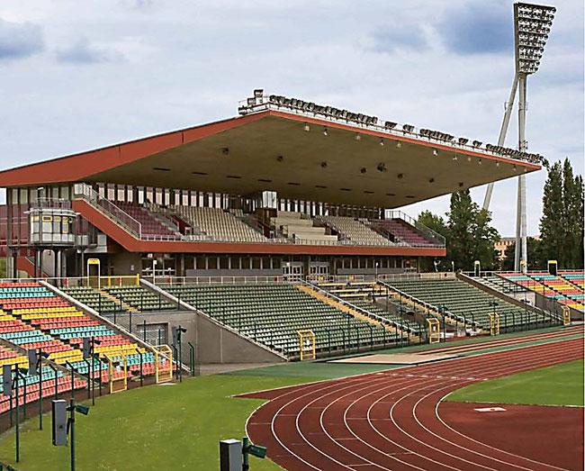 Cantianstadion Berlin Prenzlauer Berg