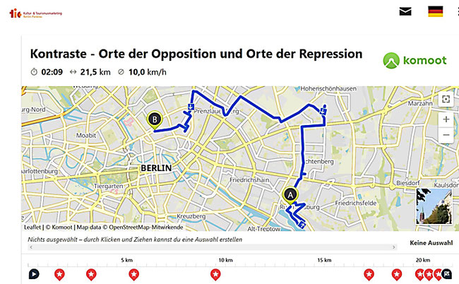 Opposition 89 Berlin Prenzlauer Berg