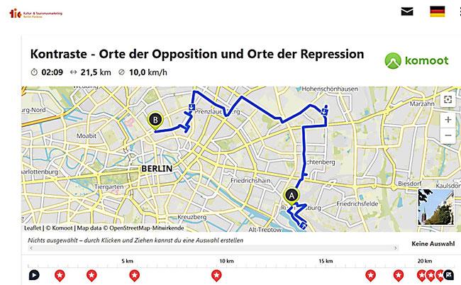 Opposition 89 Berlin Prenzlauer Berg