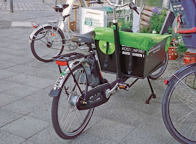 Mobilitäststudie Berlin Prenzlauer Berg