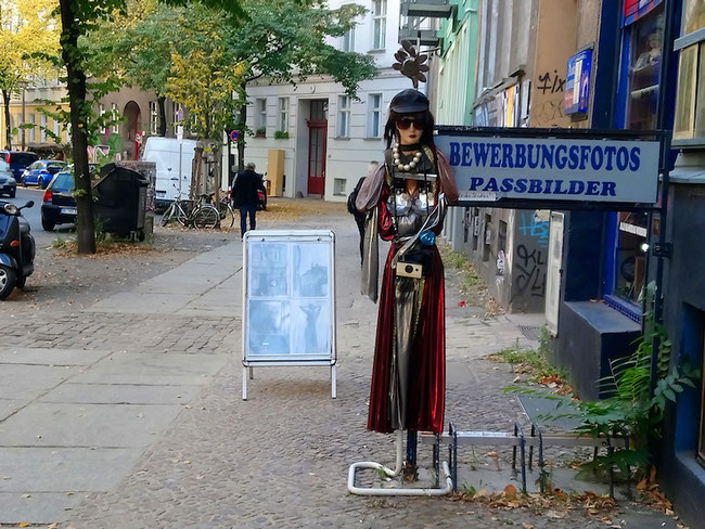 Schwedter Strasse, Berlin Prenzlauer Berg