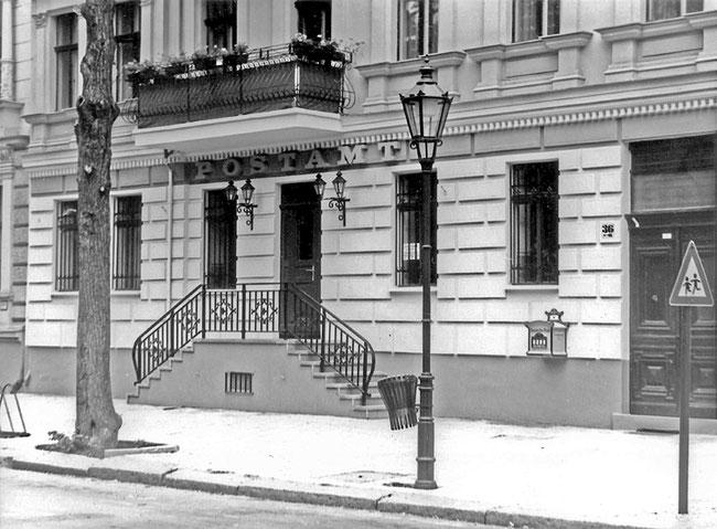Geschichte der Post in Berlin Prenzlauer Berg