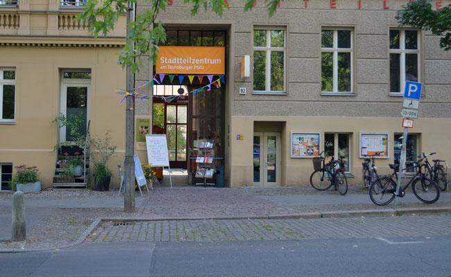 Stadtteilzentrum am Teutoburger Platz Berlin Prenzlauer Berg