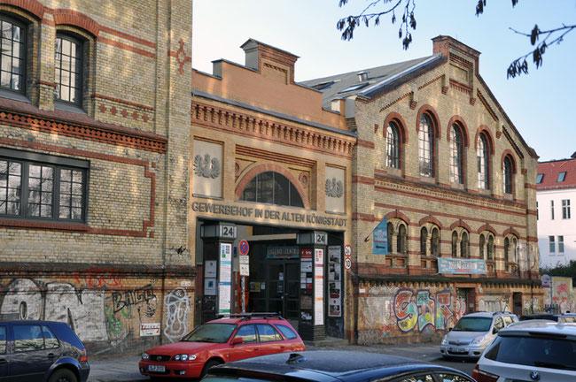 Jugendkulturzentrum Königstadt Berlin Prenzlauer Berg