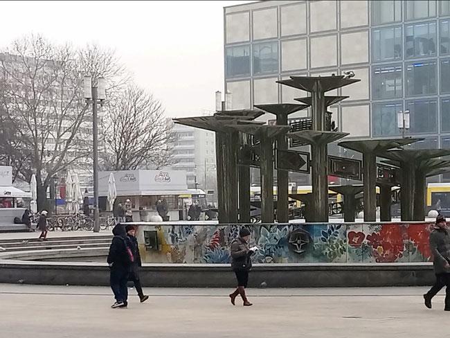 Alexanderplatz Berlin Mitte