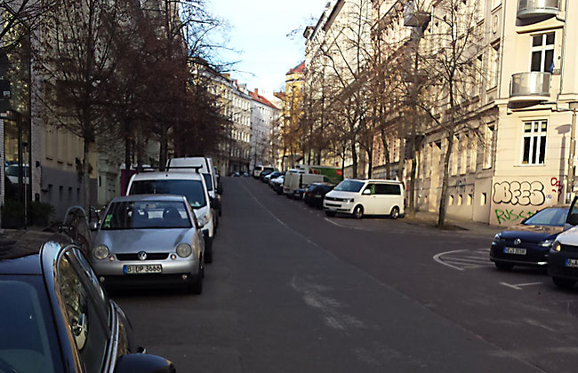 Virchowstrasse Berlin Prenzlauer Berg