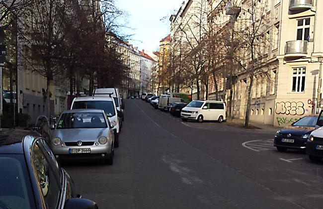 Gormannstraße Berlin  Prenzlauer Berg