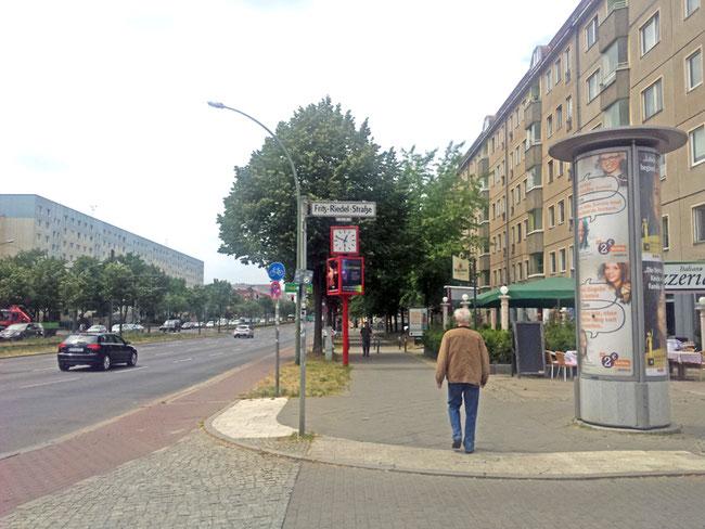 Zeitung Berlin Prenzlauer Berg Magazin