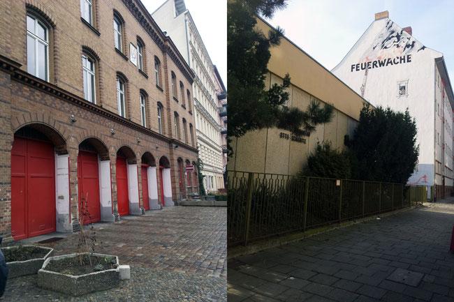 Feuerwehr Berlin Prenzlauer Berg