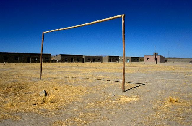 Bolivien, Altiplano, Hochland, Fussball