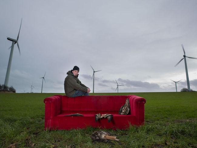 Jens Brune ist langjähriger Leiter der Greifvogel AG des nordrheinwestfälischen Ornithologenverbandes (NWO), begeistert sich dabei besonders für Rotmilane und Habichte.
