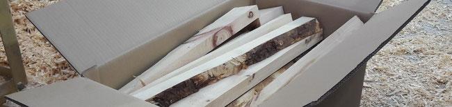 Zirbenholz Kaufen Reste zum Basteln, Drechseln, Schnitzen und Krippenbau
