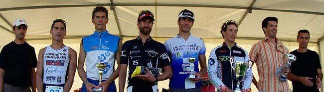 le podium 2011