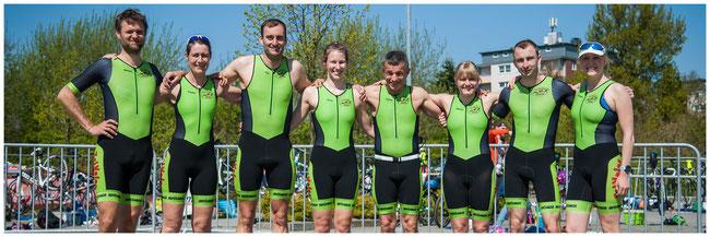 Campus-Triathlon im Mai 2017