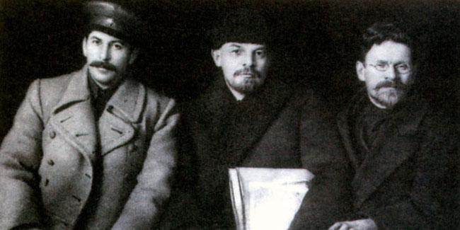 Ульянов/Ленин - 164см