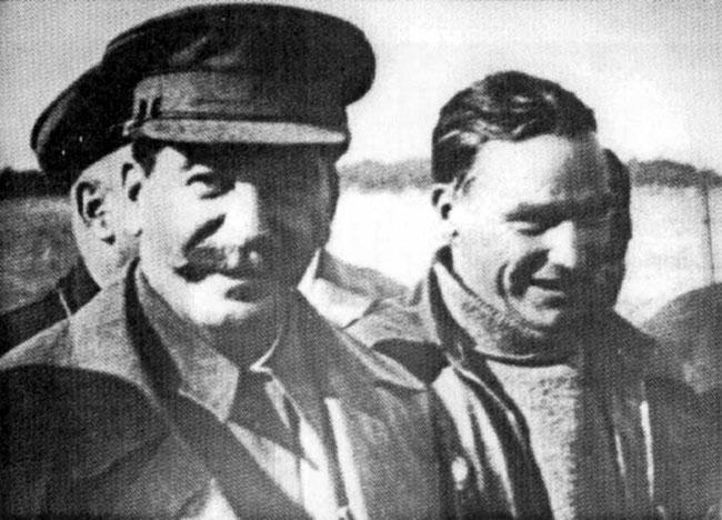 Вот он Сталин - Добряк