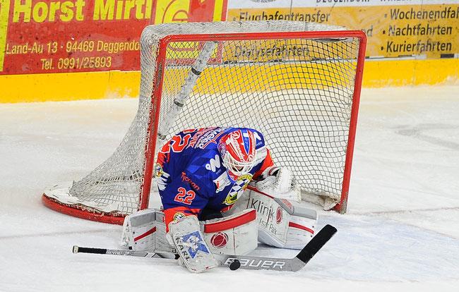 DSC-Goalie Marian Kapicak