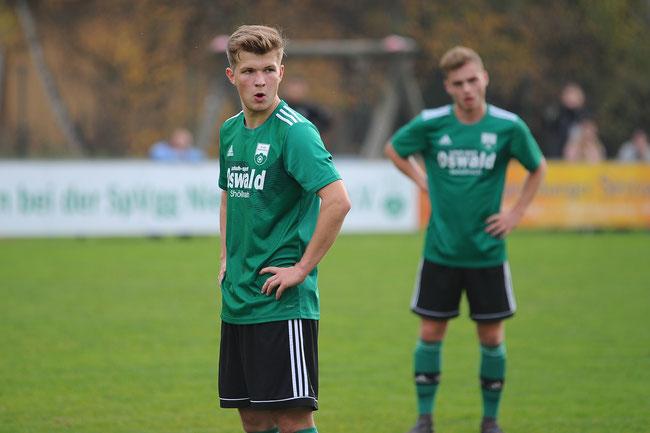 Elfmeterschütze Florian Nickl