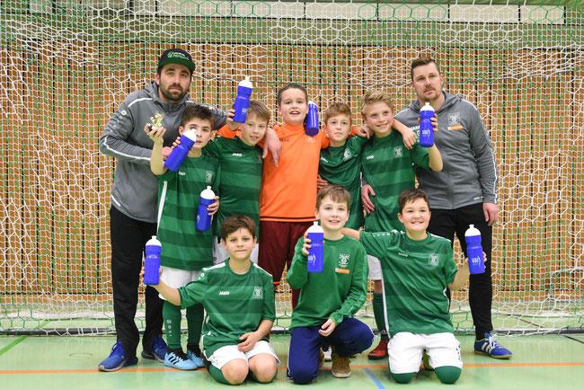 Das U11 Team der SpVgg GW Deggendorf