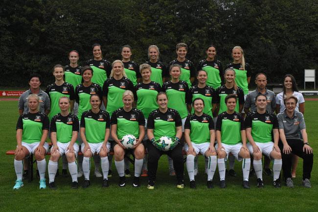 das Landesligateam 2019/20