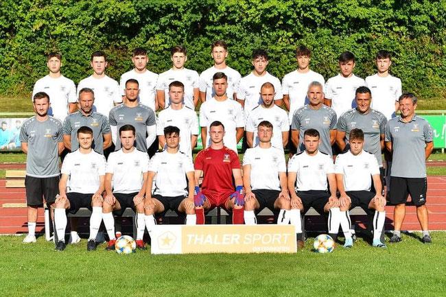 Die U19 der SpVgg GW Deggendorf, Aufsteiger in die Bayernliga: Foto Stefan Ritzinger