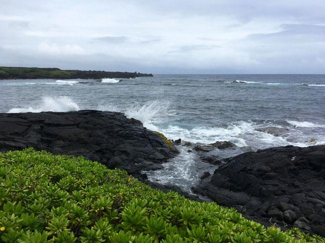 black-sand-beach-big-island