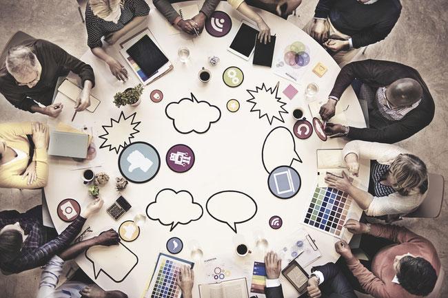 Codéveloppement - World café - Communauté de managers
